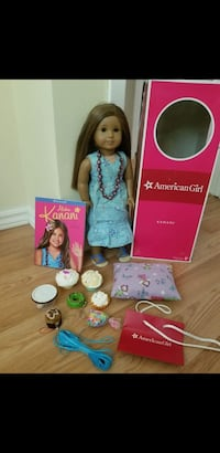 AMERICAN GIRL DOLL KANANI  Kitchener, N2E 1E3