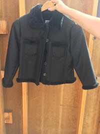 black button-up jacket Albuquerque