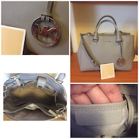 MICHAEL KORS SUTTON IN PEARL GREY Toronto, M1X 1S4