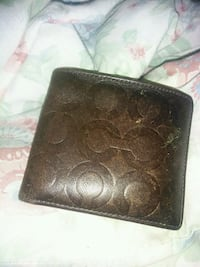 Coach wallet really good condition
