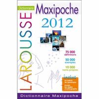 Livre Dictionnaire Maxipoche 10000 Troyes, France