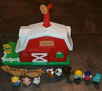 Fisher-Price farm with extras