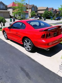 1996 Mustang Need gone family growing Mississauga, L5V 2Z3