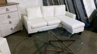Reversible sofa and chaise  Mississauga, L4X 1R1