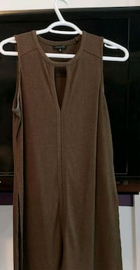 brown corduroy button-up cardigan Châteauguay, J6K 3T7