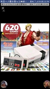 620 NES Game Console ALL BRAND NEW