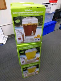 Beverage Dispenser 3 Gallon