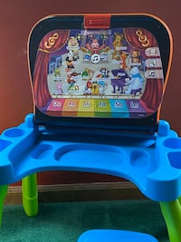 Electronic learning table for kids
