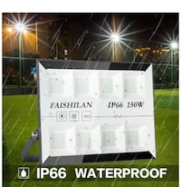 New-150W LED Flood Lights, 750W Halogen Equivalent Led Work  Somerville, 08876