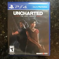 Uncharted: Lost Legacy - PS4 Woodbridge, 22192