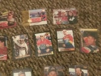 Race cards drivers  Greeneville, 37745