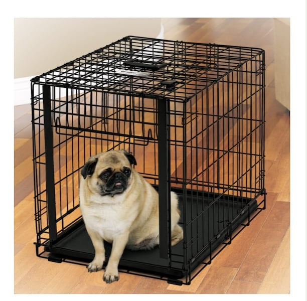 Midwest Ovation Single Door Dog Crate faef732f-d9a6-4a92-977b-7701248db1f7