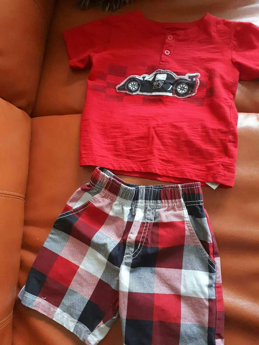 3T Boys Pekkle Summer Outfit