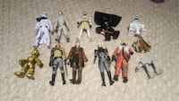 Star wars figurines Brampton