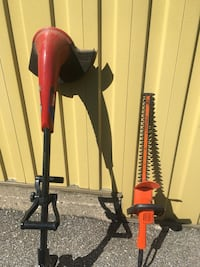 Electric Weed wacker or hedge trimmer