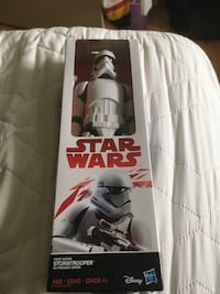 Star Wars Stormtrooper Figure  Langley, V2Y 1B5