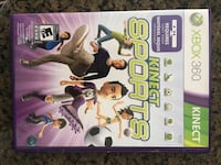 kinect sports xbox 360 game Montreal, H3H 1J7