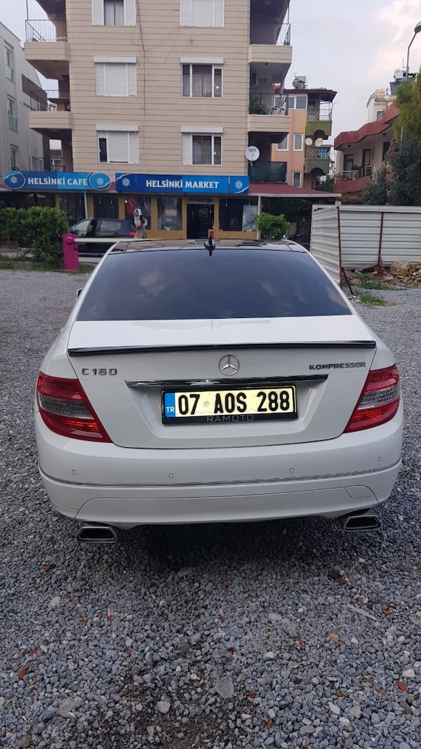 2010 Mercedes-Benz C-Serisi C 180K BLUEEFFICIENCY FASCINATION AMG 4bcd0238-5c05-44f6-b6a7-8b7e6df79fed