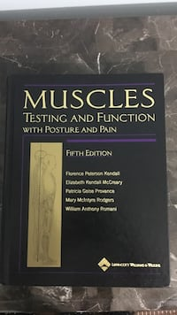 Muscles Testing and Function with Posture and Pain Surrey, V3W