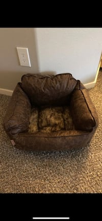 Small leather pet bed  Las Vegas, 89119