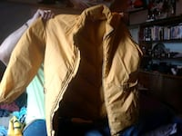 Yellow Jerry made in Denver  zip-up jacket Albuquerque, 87112