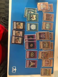 Yugioh Timelords Core deck Calgary, T3K 0C6