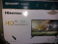 "Hisense 32"" High Definition TV Edmonton, T5X 5H3"