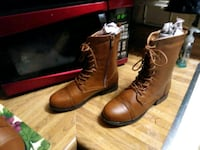 "7 1/2 ""Forever Boots"" womens  Tulsa, 74115"