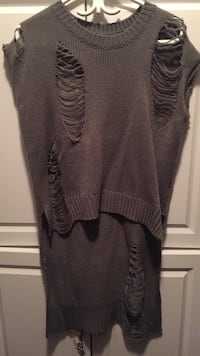 women's gray long sleeve dress Port Moody, V3H 5L8