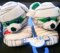 Build a bear slippers medium & large $4 for 1 or $ Chicago, 60647