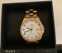 Marc Jacobs Gold Watch Women Laval, H7P 0G2