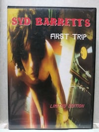 Syd Barrett's First Trip dvd