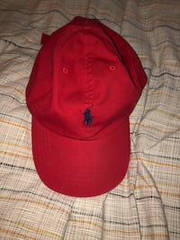 red and black Polo by Ralph Lauren cap Silver Spring, 20910