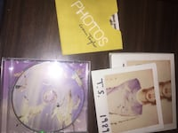 Deluxe edition Taylor Swift Album.           Never used, Great Condition, comes with CD, Pamphlet, and Rare Tour photos. Saint Paul, 55106