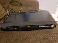 black Sony DVD player with remote Lancaster, 43130
