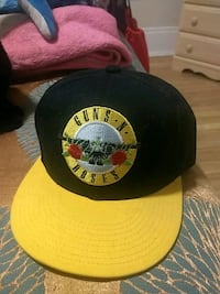 Guns and Roses Hat  Winnipeg, R3G 1B3