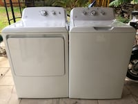 Like New GE Washer/Dryer