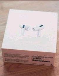 *real apple* airpod pros