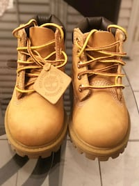 Toddler Timberlands NEW Mississauga, L5B 3A5