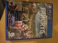 Farcry 5 psp4 game