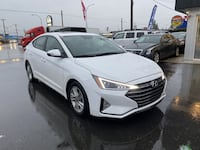 2020 Hyundai Elantra SAFETY PKG / ROOF / REAR CAM / HEATED ST / ALLOY Langley City