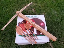 Dark Ages Crossbow - 11th Century French Replica H