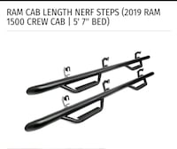 N Fab Nerf Steps for 2019 or newer Ram Dobbins, 95935
