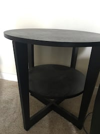 IKEA side table - espresso Portland, 97201