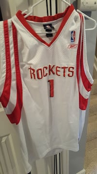 Tracy McGrady Reebok Houston Rockets Jersey Ashburn, 20147