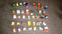 Minecraft minis collections Minecraft, Christmas, and Halloween. Apple Valley, 92308