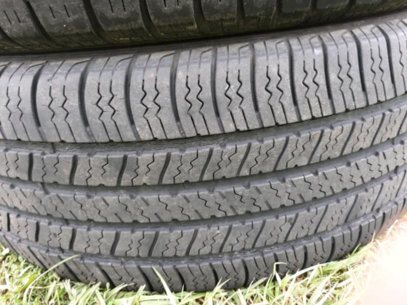Used Tires 225 3