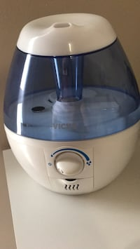 Vicks Cool mist humidifier Toronto, M2J 0A7