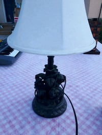 black and white table lamp Erin, N0B 1T0