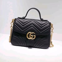 black leather Chanel crossbody bag Austin, 78754